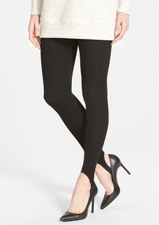 Nordstrom Rib Knit Stirrup Leggings