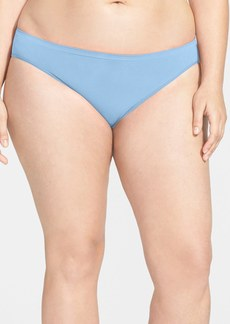 Nordstrom Seamless High Cut Briefs (Plus Size)