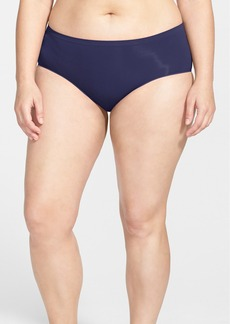 Nordstrom Seamless Hipster Briefs (Plus Size)