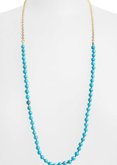Nordstrom Semiprecious Stone Beaded Necklace
