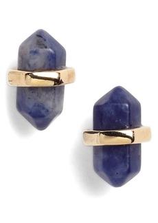 Nordstrom Semiprecious Stone Stud Earrings