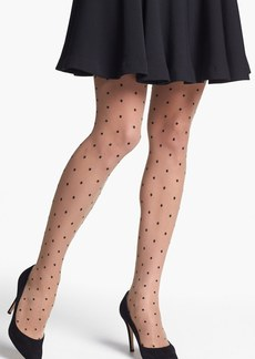 Nordstrom 'Sheer Dot' Control Top Pantyhose