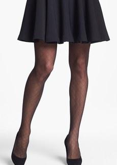 Nordstrom Sheer Pattern Pantyhose (Regular & Plus Size)