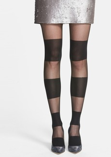 Nordstrom Sheer Stripe Tights