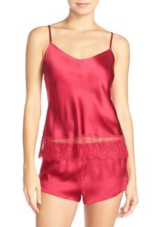 Nordstrom Lingerie Short Silk Pajamas