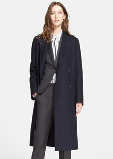 Nordstrom Signature and Caroline Issa Cashmere Reefer Coat (Nordstrom Exclusive)