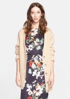 Nordstrom Signature and Caroline Issa Chunky Knit Cashmere Blend Cardigan (Nordstrom Exclusive)