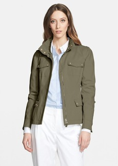 Nordstrom Signature and Caroline Issa Defined Twill Utility Jacket