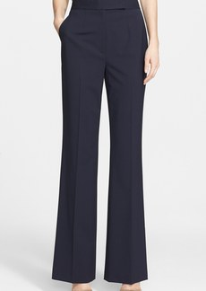 Nordstrom Signature and Caroline Issa High Waist Suiting Trousers