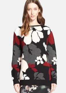 Nordstrom Signature and Caroline Issa Intarsia Sweater