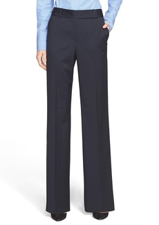 Nordstrom Signature and Caroline Issa Italian Wool Trousers