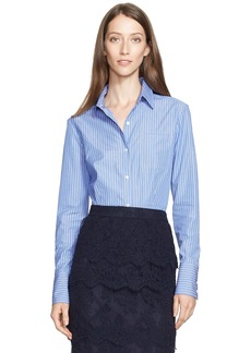 Nordstrom Signature and Caroline Issa 'Meredith' Stripe Shirt
