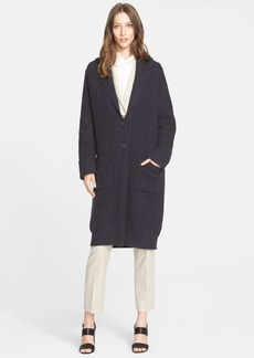 Nordstrom Signature and Caroline Issa 'Tweedsmuir' Cashmere Duster