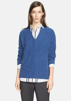 Nordstrom Signature and Caroline Issa V-Neck Cashmere Sweater (Nordstrom Exclusive)