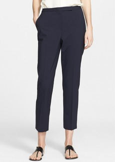 Nordstrom Signature and Caroline Issa Wool Suiting Ankle Pants