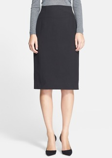 Nordstrom Signature 'Roma' Pencil Skirt