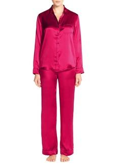Nordstrom Lingerie Silk Pajamas