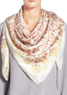 Nordstrom Silk Scarf