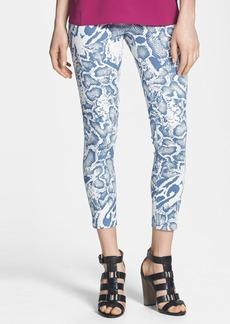 Nordstrom Skinny Crop Print Leggings