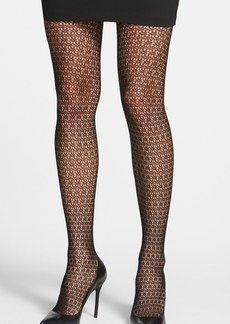 Nordstrom 'Small Geo Net' Tights