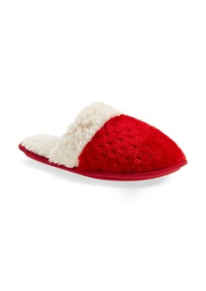 Nordstrom 'Snowball' Faux Shearling Slipper (Women)