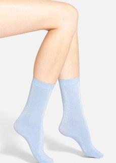 Nordstrom 'Sparkle & Shine' Crew Socks