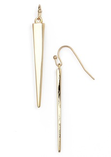Nordstrom Spike Drop Earrings