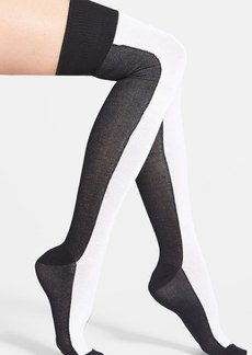 Nordstrom 'Split Decision' Over the Knee Socks