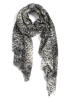 Nordstrom 'Spotted Animal' Scarf