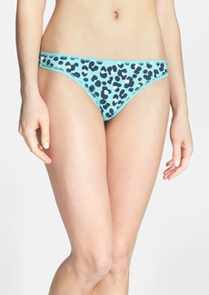 Nordstrom Stretch Cotton Thong