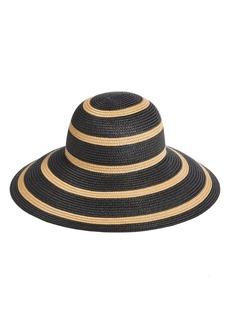 Nordstrom Stripe Floppy Sun Hat