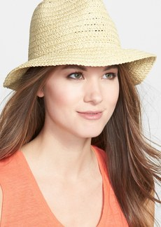 Nordstrom Summer Straw Bucket Hat