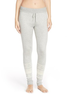 Nordstrom Lingerie Sweater Knit Lounge Pants