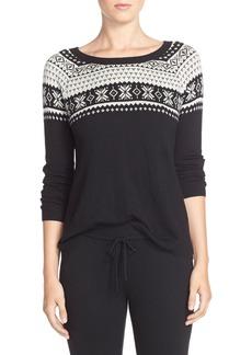 Nordstrom Lingerie Sweater Night Shirt