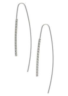 Nordstrom Textured Linear Earrings