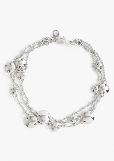 Nordstrom Three-Row Station Bracelet