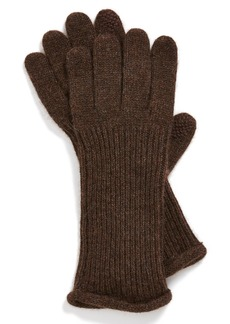 Nordstrom 'Touch Tech' Cashmere Gloves