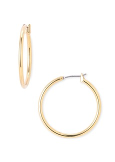 Nordstrom Tube Hoop Earrings