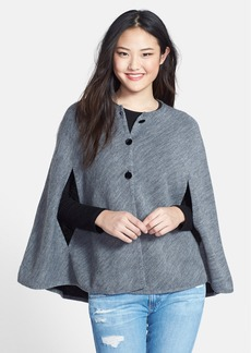 Nordstrom Two-Tone Bell Cape