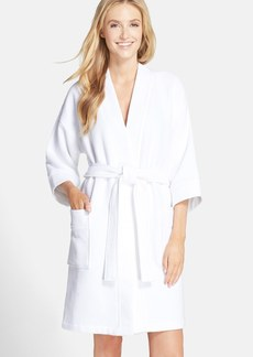 Nordstrom Lingerie Waffle Knit Robe