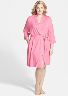 Nordstrom 'Weekend' Robe (Plus Size)