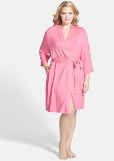 Nordstrom 'Weekend' Robe (Plus Size)