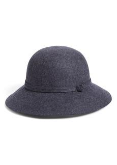 Nordstrom Wool Bow Floppy Hat