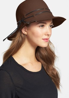 Nordstrom Wool Double String Hat