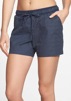 Nordstrom Woven Lounge Shorts