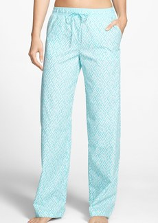 Nordstrom Woven Pajama Pants