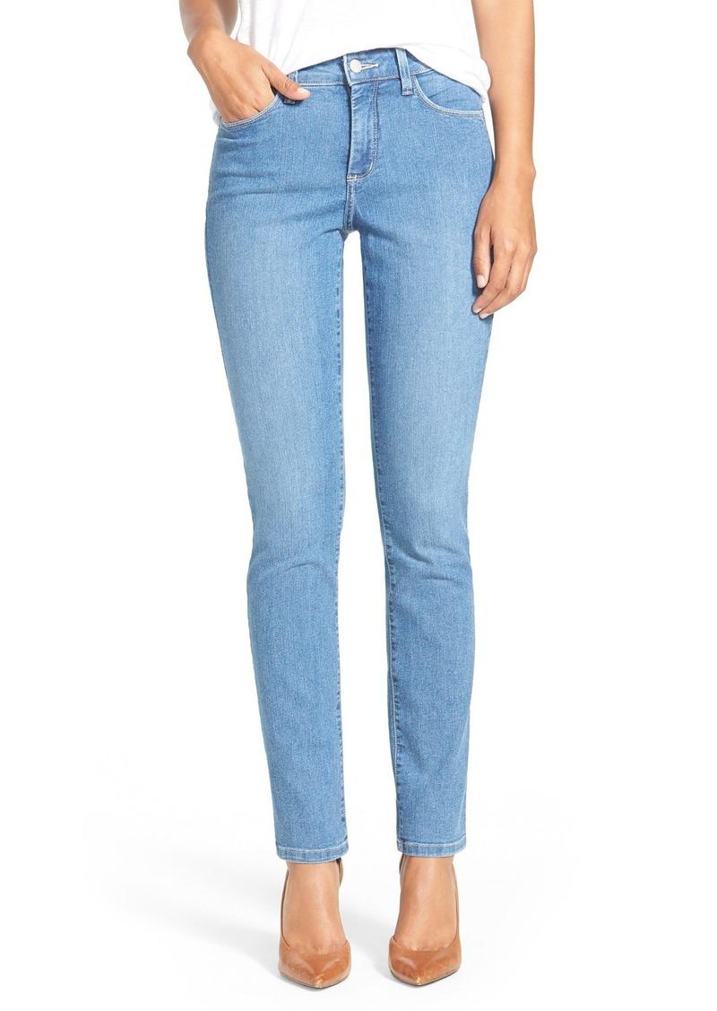 not your daughter 39 s jeans nydj 39 sheri 39 stretch skinny. Black Bedroom Furniture Sets. Home Design Ideas