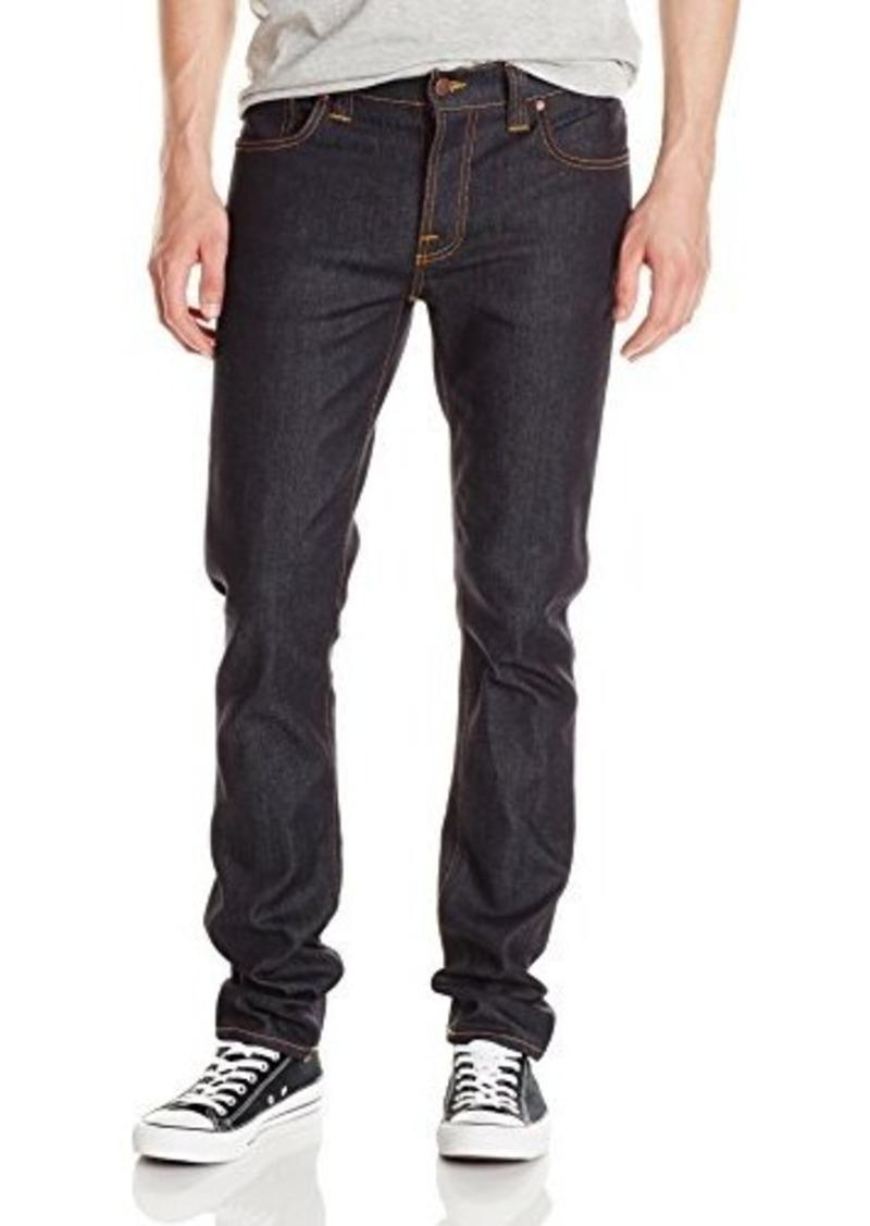 nudie jeans nudie jeans men 39 s grim tim jean in dry navy dry navy 28x30 jeans shop it to me. Black Bedroom Furniture Sets. Home Design Ideas