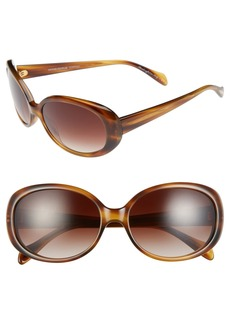 Oliver Peoples 'Alyssia' 58mm Sunglasses