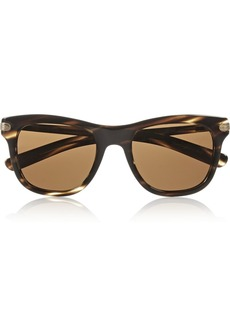 Oliver Peoples D-frame sunglasses